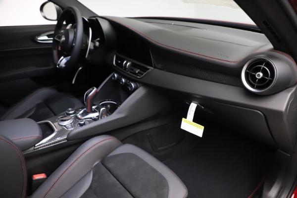 New 2020 Alfa Romeo Giulia Quadrifoglio for sale Sold at Maserati of Westport in Westport CT 06880 22