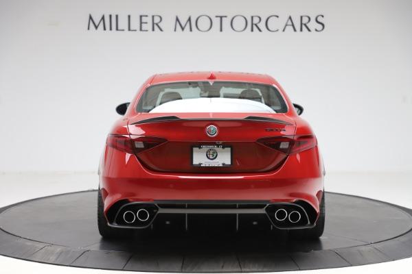 New 2020 Alfa Romeo Giulia Quadrifoglio for sale Sold at Maserati of Westport in Westport CT 06880 6