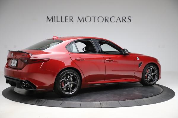 New 2020 Alfa Romeo Giulia Quadrifoglio for sale Sold at Maserati of Westport in Westport CT 06880 8