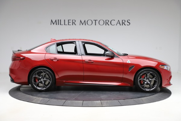 New 2020 Alfa Romeo Giulia Quadrifoglio for sale $83,590 at Maserati of Westport in Westport CT 06880 9