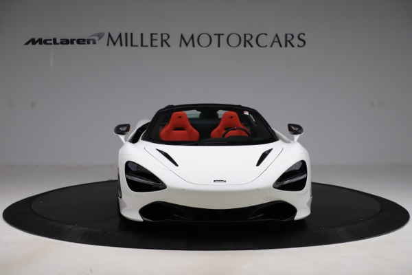 New 2020 McLaren 720S Spider Performance for sale $386,289 at Maserati of Westport in Westport CT 06880 11