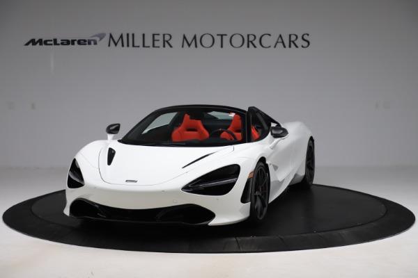 New 2020 McLaren 720S Spider Performance for sale $386,289 at Maserati of Westport in Westport CT 06880 12