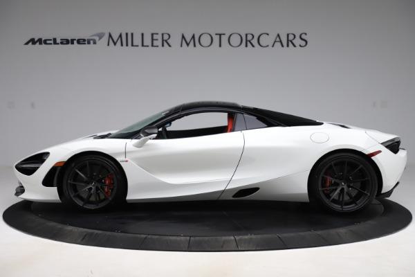 New 2020 McLaren 720S Spider Performance for sale $386,289 at Maserati of Westport in Westport CT 06880 14