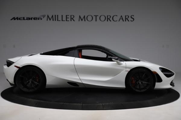 New 2020 McLaren 720S Spider Performance for sale $386,289 at Maserati of Westport in Westport CT 06880 17