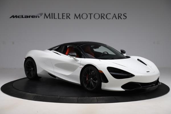 New 2020 McLaren 720S Spider Performance for sale $386,289 at Maserati of Westport in Westport CT 06880 18