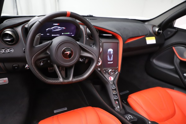 New 2020 McLaren 720S Spider Performance for sale $386,289 at Maserati of Westport in Westport CT 06880 19