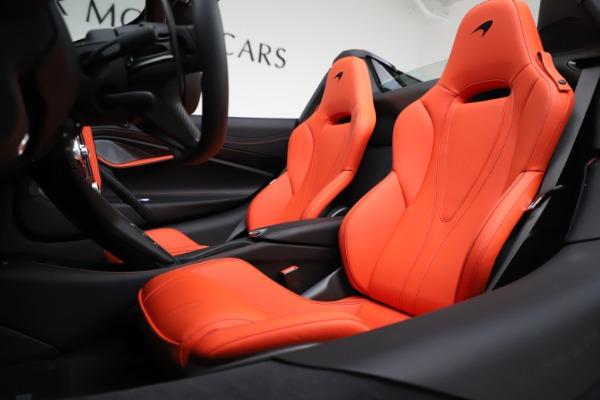 New 2020 McLaren 720S Spider Performance for sale $386,289 at Maserati of Westport in Westport CT 06880 21