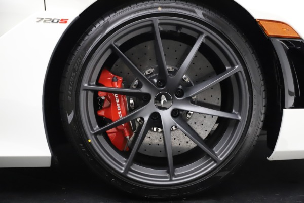 New 2020 McLaren 720S Spider Performance for sale $386,289 at Maserati of Westport in Westport CT 06880 28