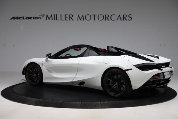 New 2020 McLaren 720S Spider Performance for sale $386,289 at Maserati of Westport in Westport CT 06880 3