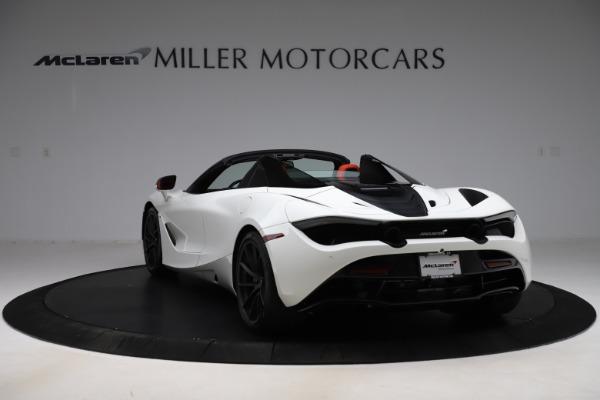New 2020 McLaren 720S Spider Performance for sale $386,289 at Maserati of Westport in Westport CT 06880 4