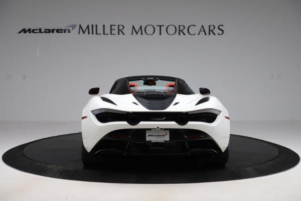 New 2020 McLaren 720S Spider Performance for sale $386,289 at Maserati of Westport in Westport CT 06880 5
