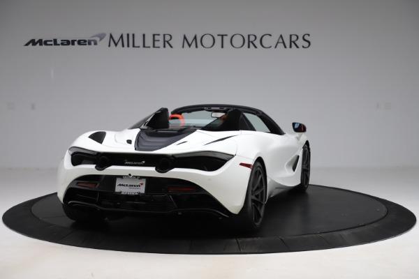 New 2020 McLaren 720S Spider Performance for sale $386,289 at Maserati of Westport in Westport CT 06880 6