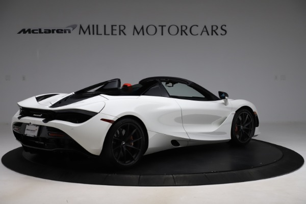 New 2020 McLaren 720S Spider Performance for sale $386,289 at Maserati of Westport in Westport CT 06880 7