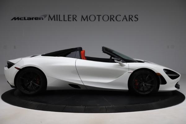 New 2020 McLaren 720S Spider Performance for sale $386,289 at Maserati of Westport in Westport CT 06880 8