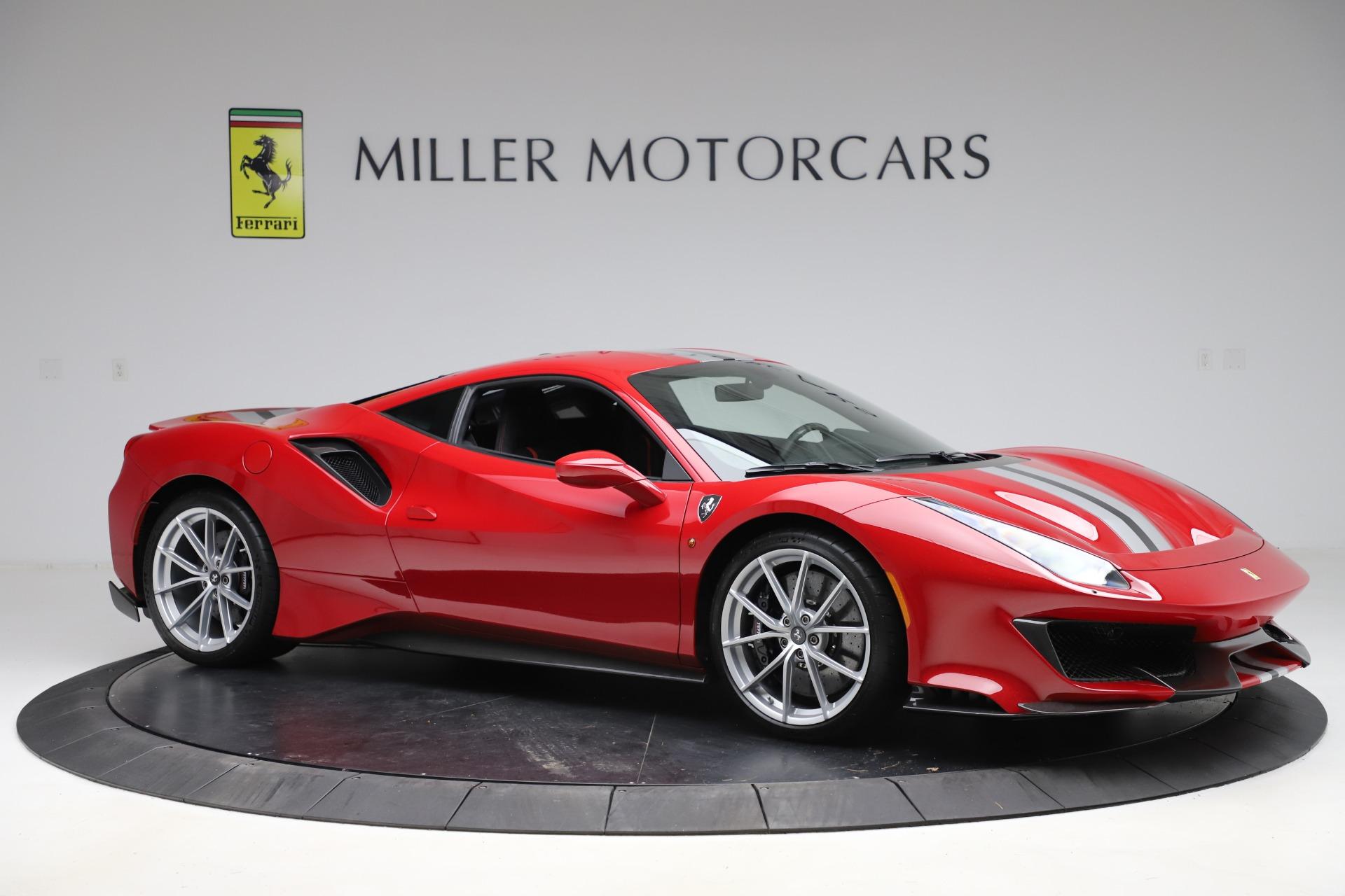 Pre Owned 2020 Ferrari 488 Pista For Sale Special Pricing Maserati Of Westport Stock 4677c