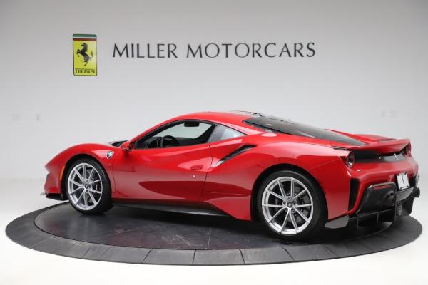 Used 2020 Ferrari 488 Pista for sale $469,900 at Maserati of Westport in Westport CT 06880 4