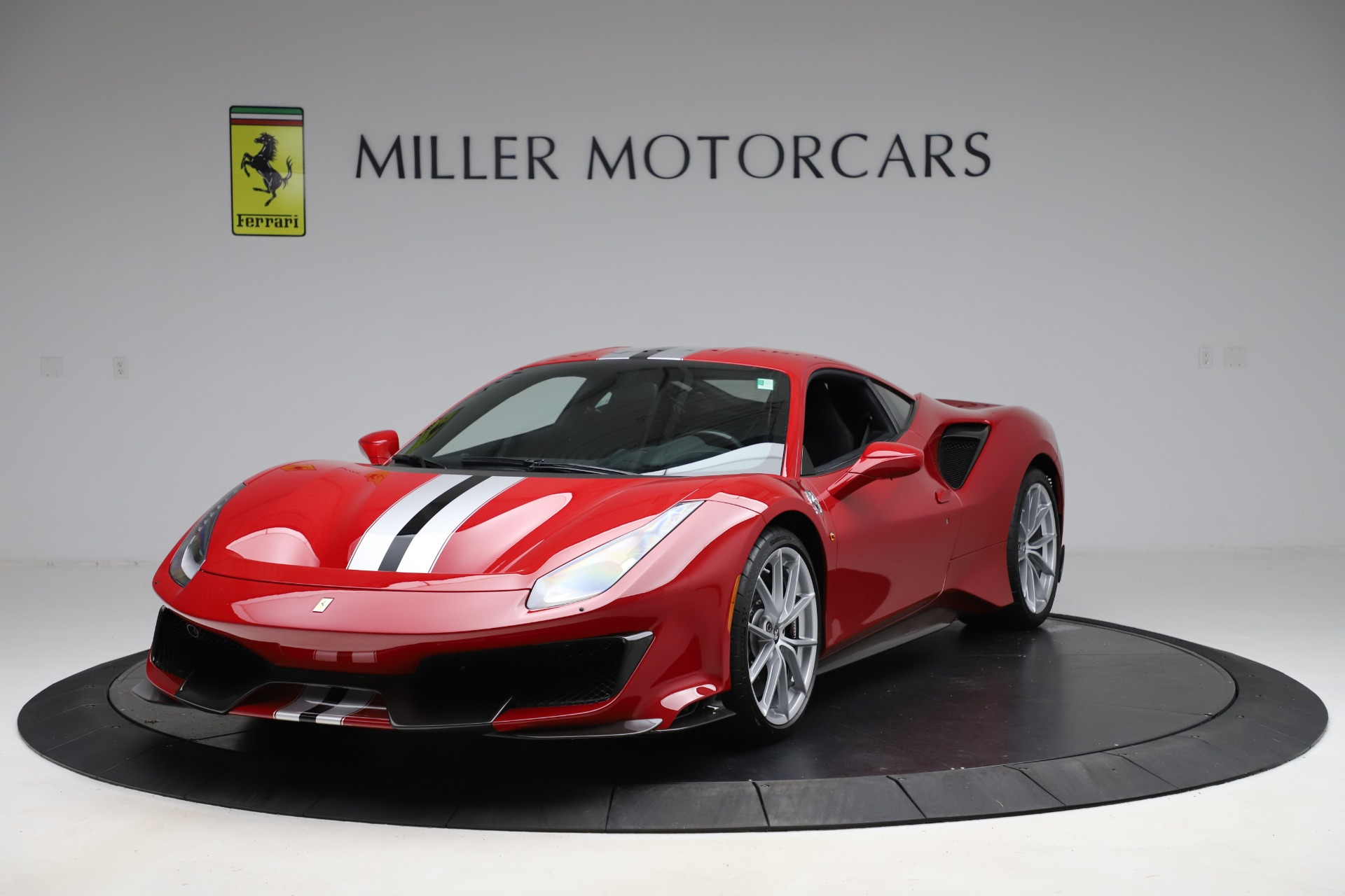 Used 2020 Ferrari 488 Pista for sale $469,900 at Maserati of Westport in Westport CT 06880 1