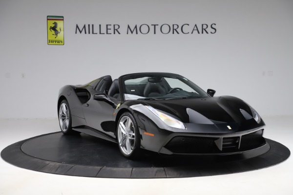 Used 2016 Ferrari 488 Spider for sale $242,900 at Maserati of Westport in Westport CT 06880 11