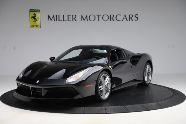 Used 2016 Ferrari 488 Spider for sale $242,900 at Maserati of Westport in Westport CT 06880 13