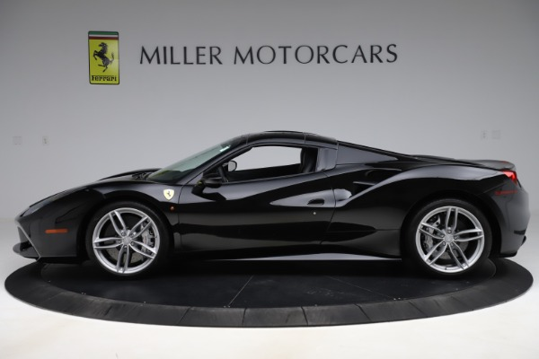 Used 2016 Ferrari 488 Spider for sale $242,900 at Maserati of Westport in Westport CT 06880 14