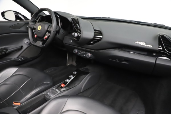 Used 2016 Ferrari 488 Spider for sale $242,900 at Maserati of Westport in Westport CT 06880 21