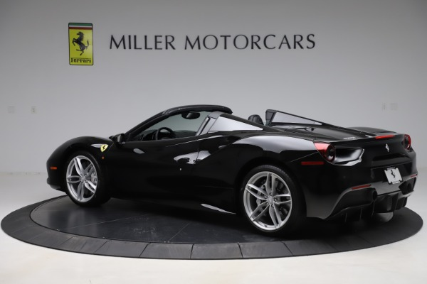 Used 2016 Ferrari 488 Spider for sale $242,900 at Maserati of Westport in Westport CT 06880 4