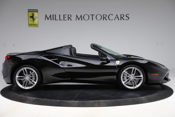 Used 2016 Ferrari 488 Spider for sale $242,900 at Maserati of Westport in Westport CT 06880 9