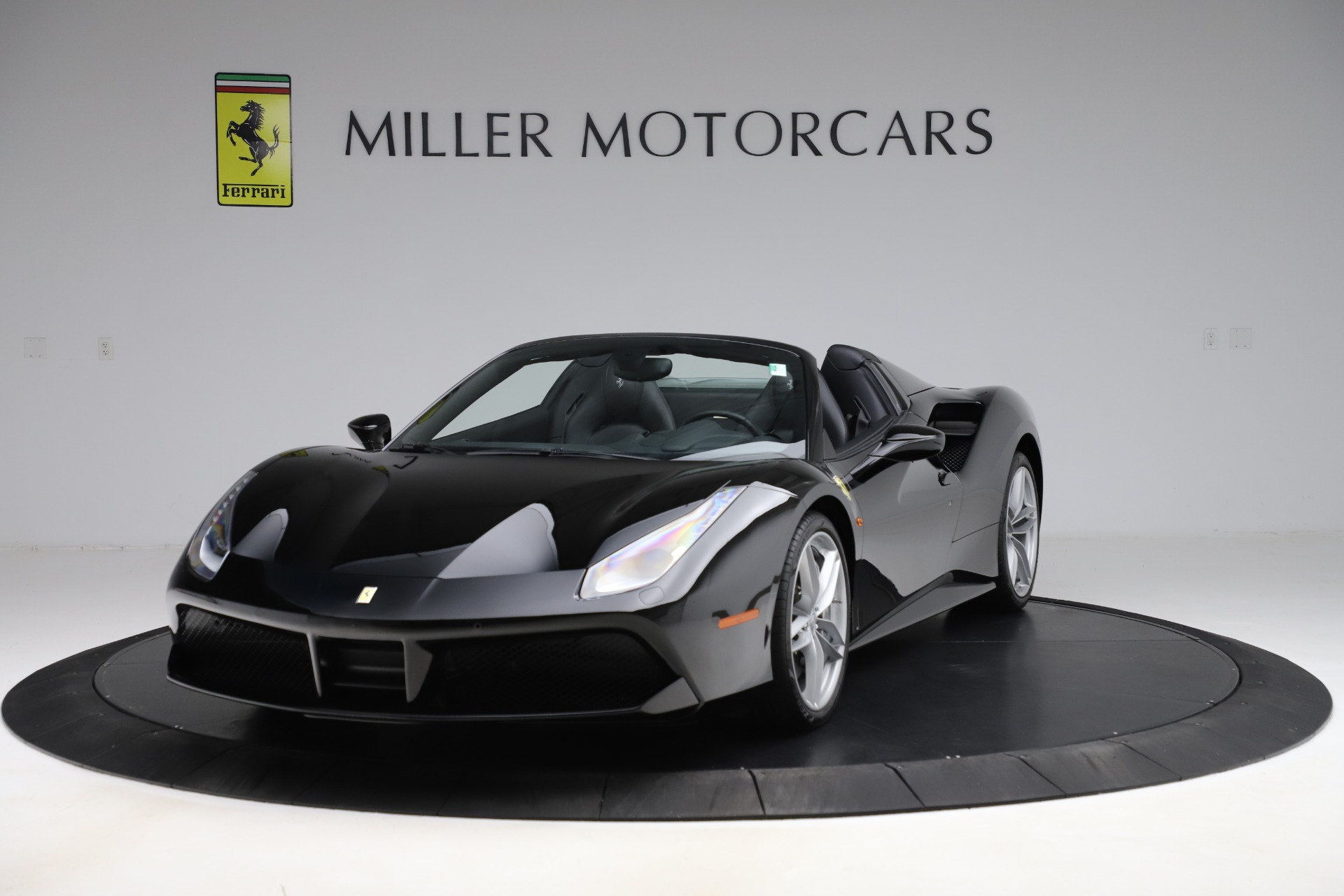 Used 2016 Ferrari 488 Spider for sale $242,900 at Maserati of Westport in Westport CT 06880 1