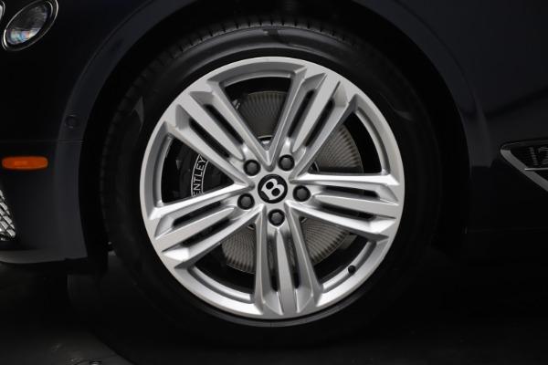 New 2020 Bentley Continental GT W12 for sale $260,770 at Maserati of Westport in Westport CT 06880 15