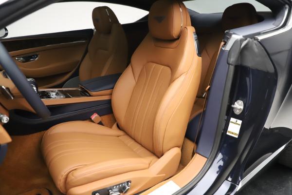 New 2020 Bentley Continental GT W12 for sale $260,770 at Maserati of Westport in Westport CT 06880 20