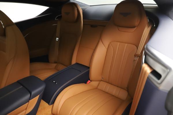 New 2020 Bentley Continental GT W12 for sale $260,770 at Maserati of Westport in Westport CT 06880 22