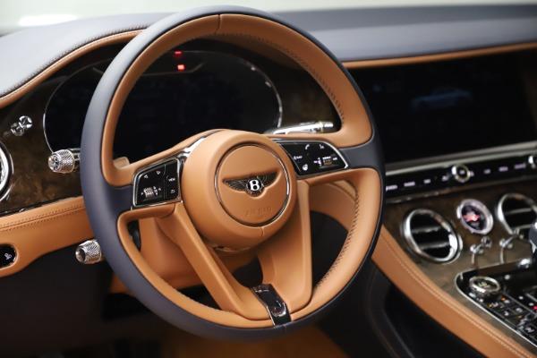 New 2020 Bentley Continental GT W12 for sale $260,770 at Maserati of Westport in Westport CT 06880 23