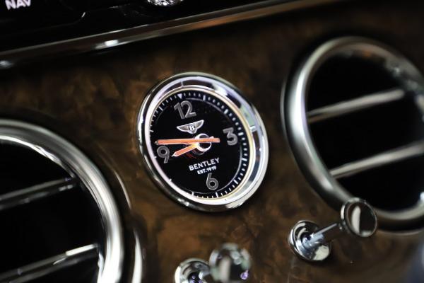 New 2020 Bentley Continental GT W12 for sale $260,770 at Maserati of Westport in Westport CT 06880 24