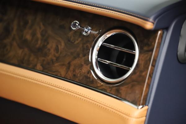 New 2020 Bentley Continental GT W12 for sale $260,770 at Maserati of Westport in Westport CT 06880 26