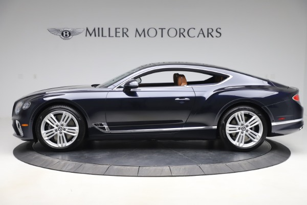 New 2020 Bentley Continental GT W12 for sale $260,770 at Maserati of Westport in Westport CT 06880 3