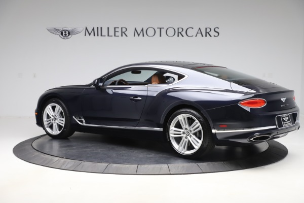 New 2020 Bentley Continental GT W12 for sale $260,770 at Maserati of Westport in Westport CT 06880 4