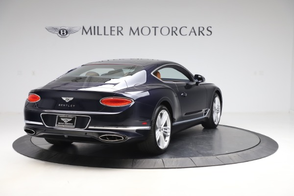 New 2020 Bentley Continental GT W12 for sale $260,770 at Maserati of Westport in Westport CT 06880 7