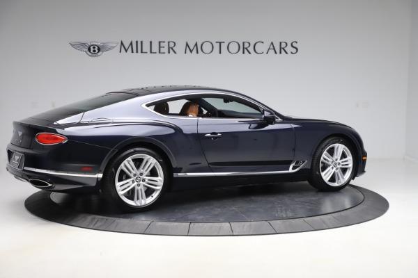 New 2020 Bentley Continental GT W12 for sale $260,770 at Maserati of Westport in Westport CT 06880 8