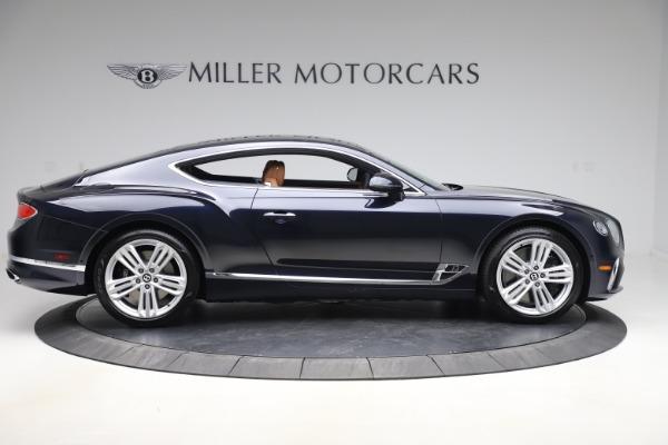 New 2020 Bentley Continental GT W12 for sale $260,770 at Maserati of Westport in Westport CT 06880 9