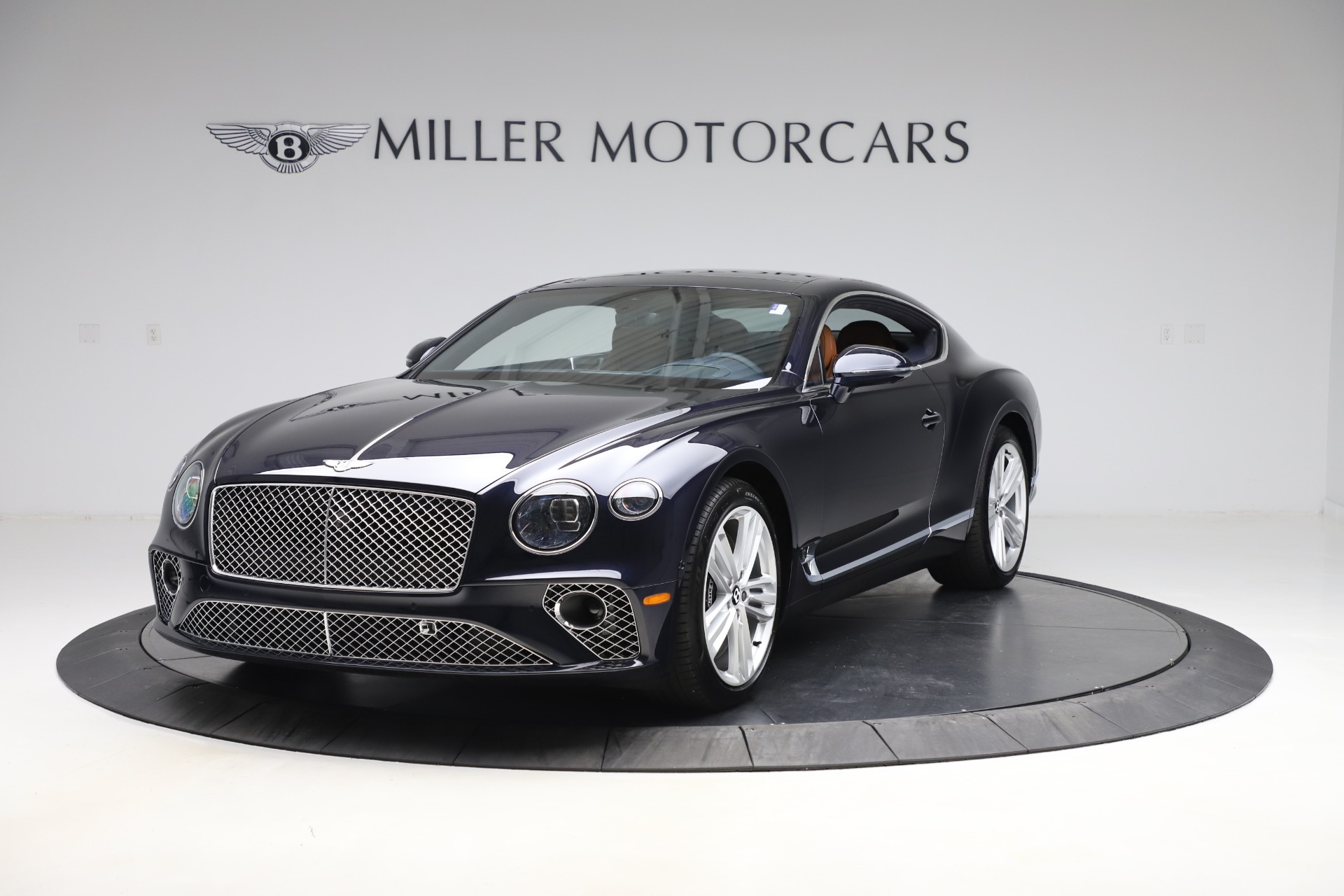 New 2020 Bentley Continental GT W12 for sale $260,770 at Maserati of Westport in Westport CT 06880 1