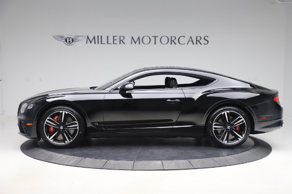 New 2020 Bentley Continental GT W12 for sale $274,090 at Maserati of Westport in Westport CT 06880 3
