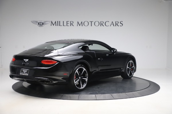 New 2020 Bentley Continental GT W12 for sale $274,090 at Maserati of Westport in Westport CT 06880 8