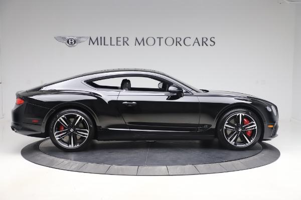 New 2020 Bentley Continental GT W12 for sale $274,090 at Maserati of Westport in Westport CT 06880 9