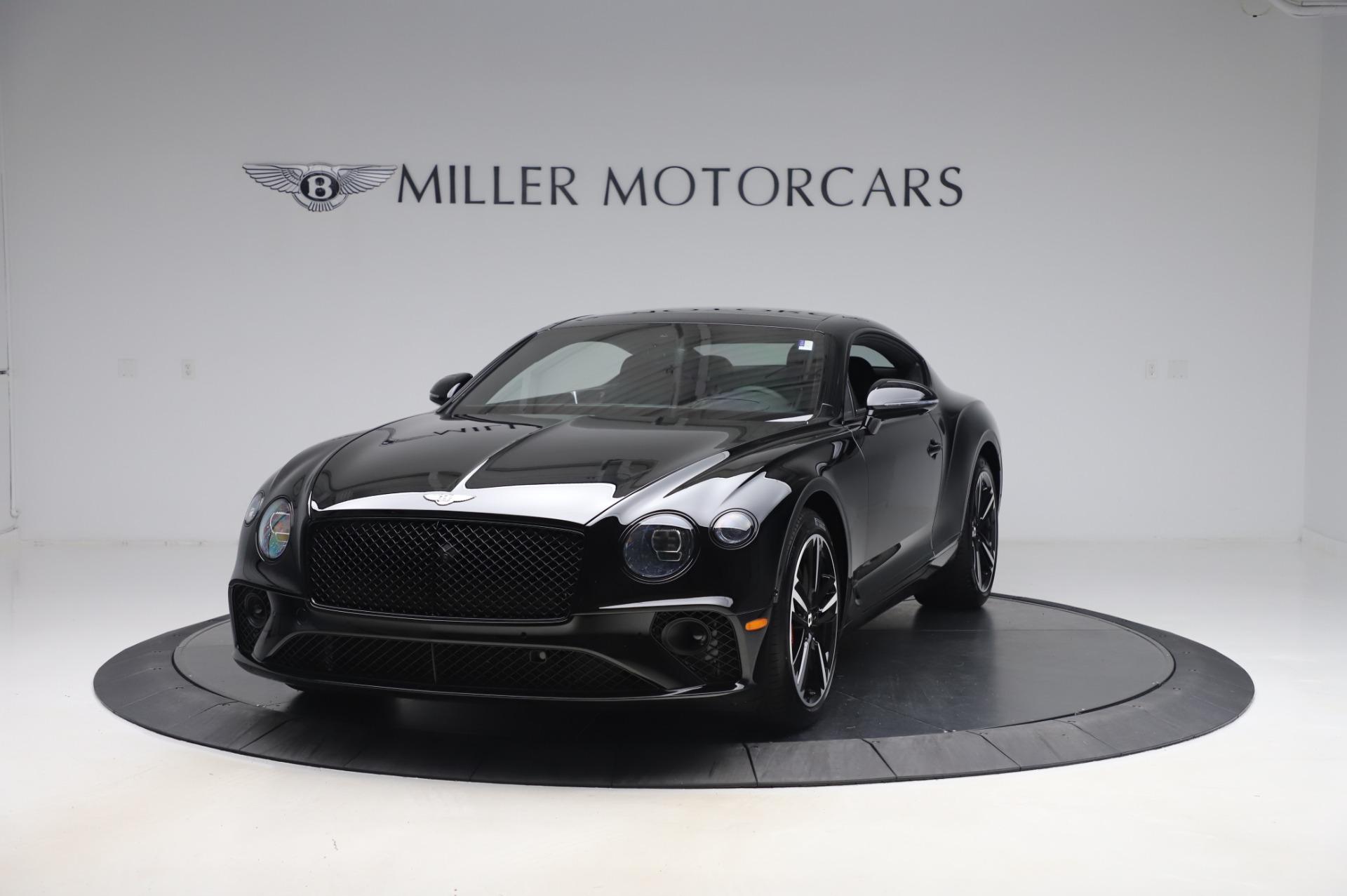 New 2020 Bentley Continental GT W12 for sale $274,090 at Maserati of Westport in Westport CT 06880 1