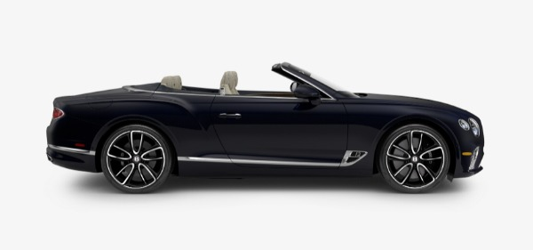 New 2020 Bentley Continental GTC W12 for sale $292,300 at Maserati of Westport in Westport CT 06880 2