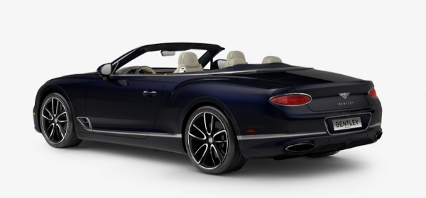 New 2020 Bentley Continental GTC W12 for sale $292,300 at Maserati of Westport in Westport CT 06880 3