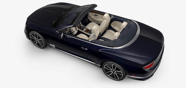 New 2020 Bentley Continental GTC W12 for sale $292,300 at Maserati of Westport in Westport CT 06880 4