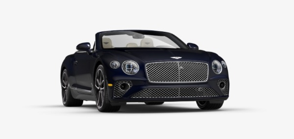 New 2020 Bentley Continental GTC W12 for sale $292,300 at Maserati of Westport in Westport CT 06880 5