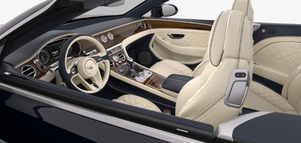 New 2020 Bentley Continental GTC W12 for sale $292,300 at Maserati of Westport in Westport CT 06880 7