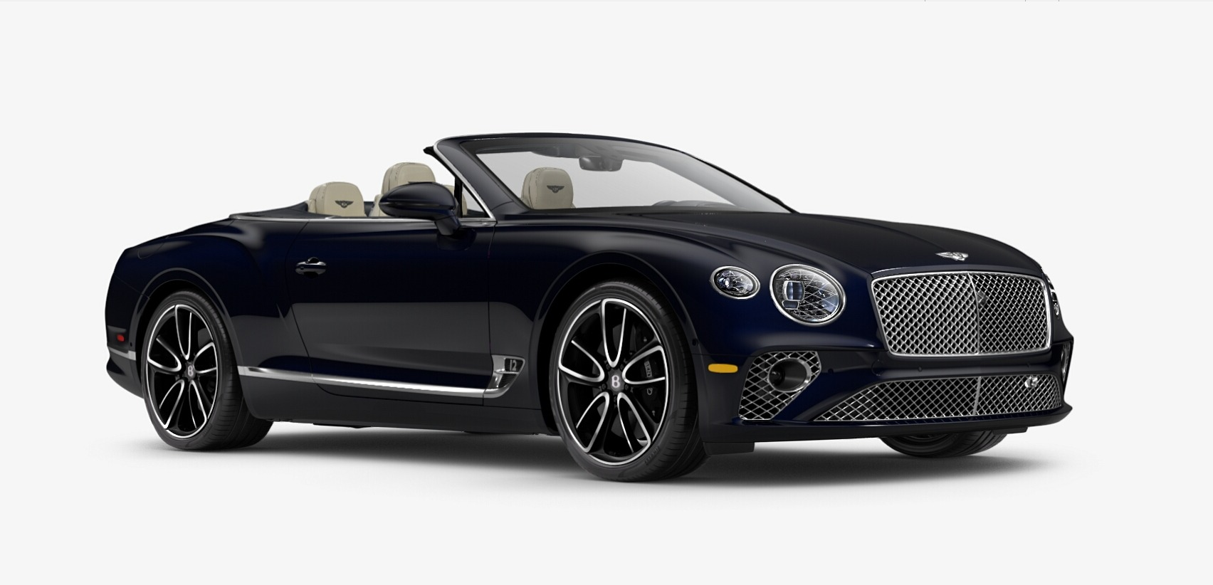 New 2020 Bentley Continental GTC W12 for sale $292,300 at Maserati of Westport in Westport CT 06880 1
